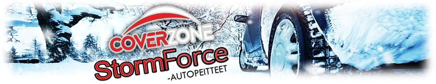 Stormforce on markkinoiden paras autopeite.